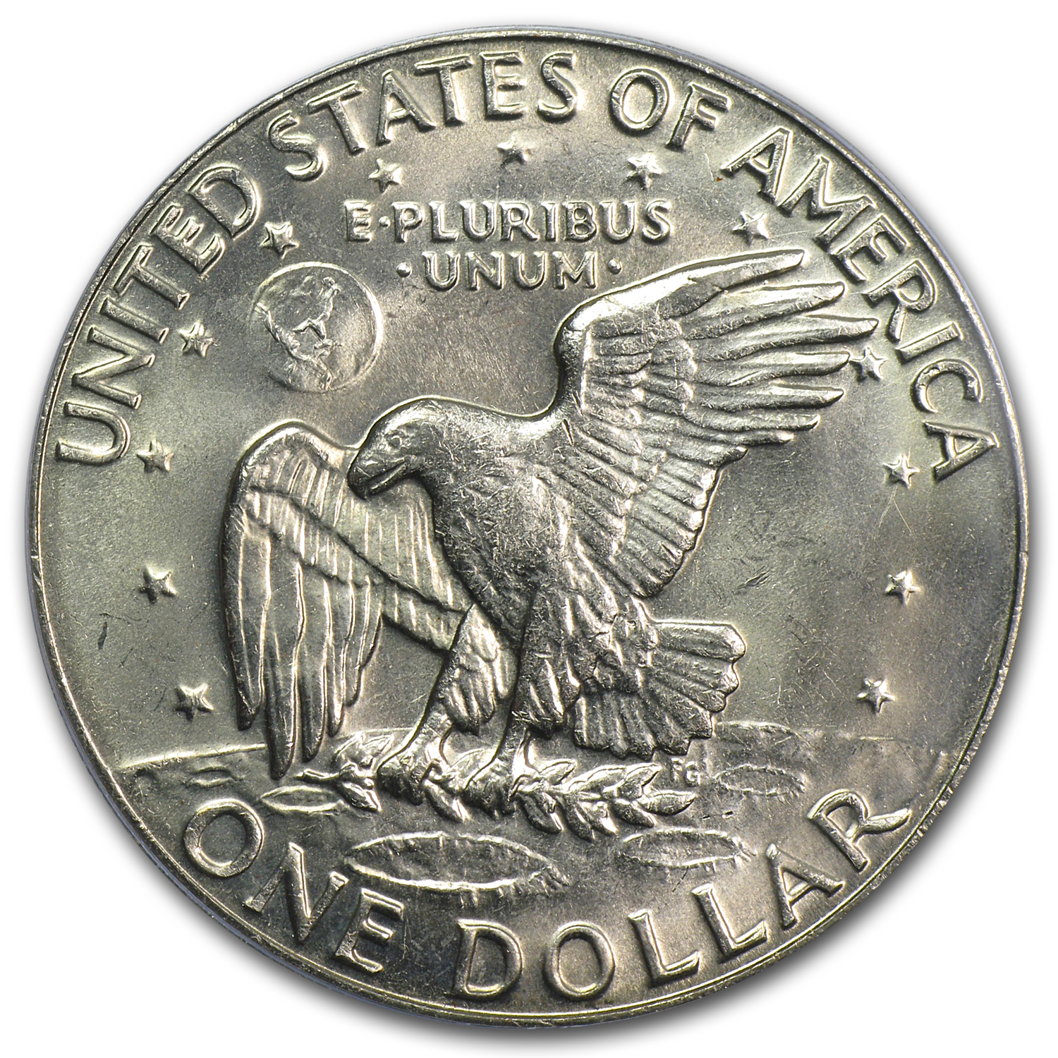 1974-D Eisenhower Dollar MS-65 - PCGS